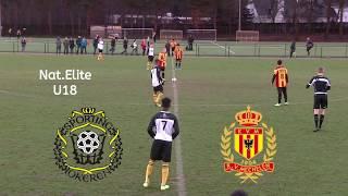 Nat. Elite U18 - Sporting Lokeren - Yellow-Red KV. Mechelen
