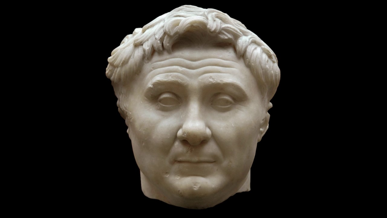 gnaeus pompey and the fall of the Gnaeus pompeius was the elder son of pompey the great (gnaeus pompeius magnus) by his third wife, mucia tertia after the fall of the western roman empire, and during the first centuries of the middle ages, the rubicon, like other small rivers of the region, often changed its course during this.