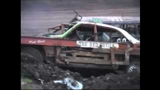 athboy stock car racing fight to the bitter end demolition derby 1990s