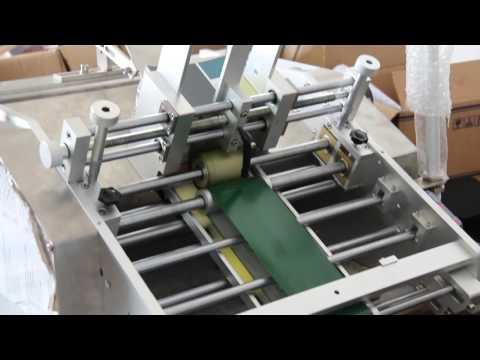 UK300 Automatic Card batch counter