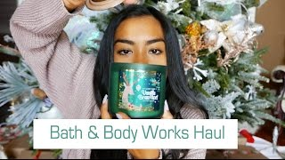 Bath and Body Works Holiday Haul! | Jennaly