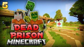DAS FINALE!! - Minecraft Dead Prison #5 [Deutsch/HD]