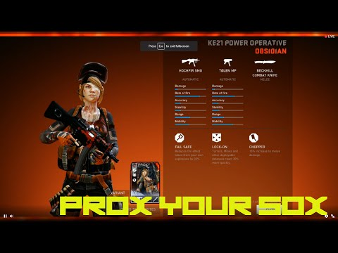 Obsidian Proxy Dirty Bomb Action