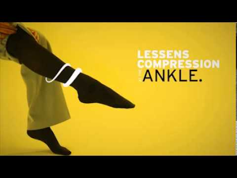 ad7d6dfcbc FUTURO™ Compression Socks & Hosiery—How They Work - YouTube