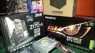i7 6700 Z170 A GTX 1060 Z3 PLUS PC TOPLAMA