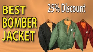 Cheap Bomber thick Men Jacket 2018 Review On #AliExpress #AliAddict