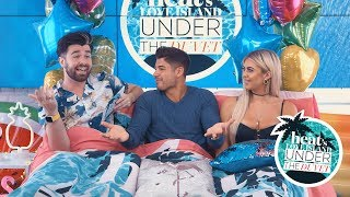 SECRET Love Island language?! Anton & Belle reveal how contestants shared info whilst in the villa😱