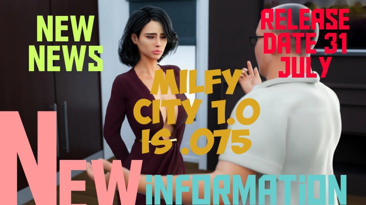 Milfy city update