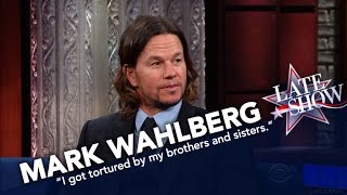 Video Mark Is The Baby Of The Wahlberg Family download MP3, 3GP, MP4, WEBM, AVI, FLV Juli 2018