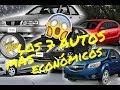 LOS 7 AUTOS MÁS ECONÓMICOS DEL 2017 (MÉXICO) // CONDUCTORES AL AZAR