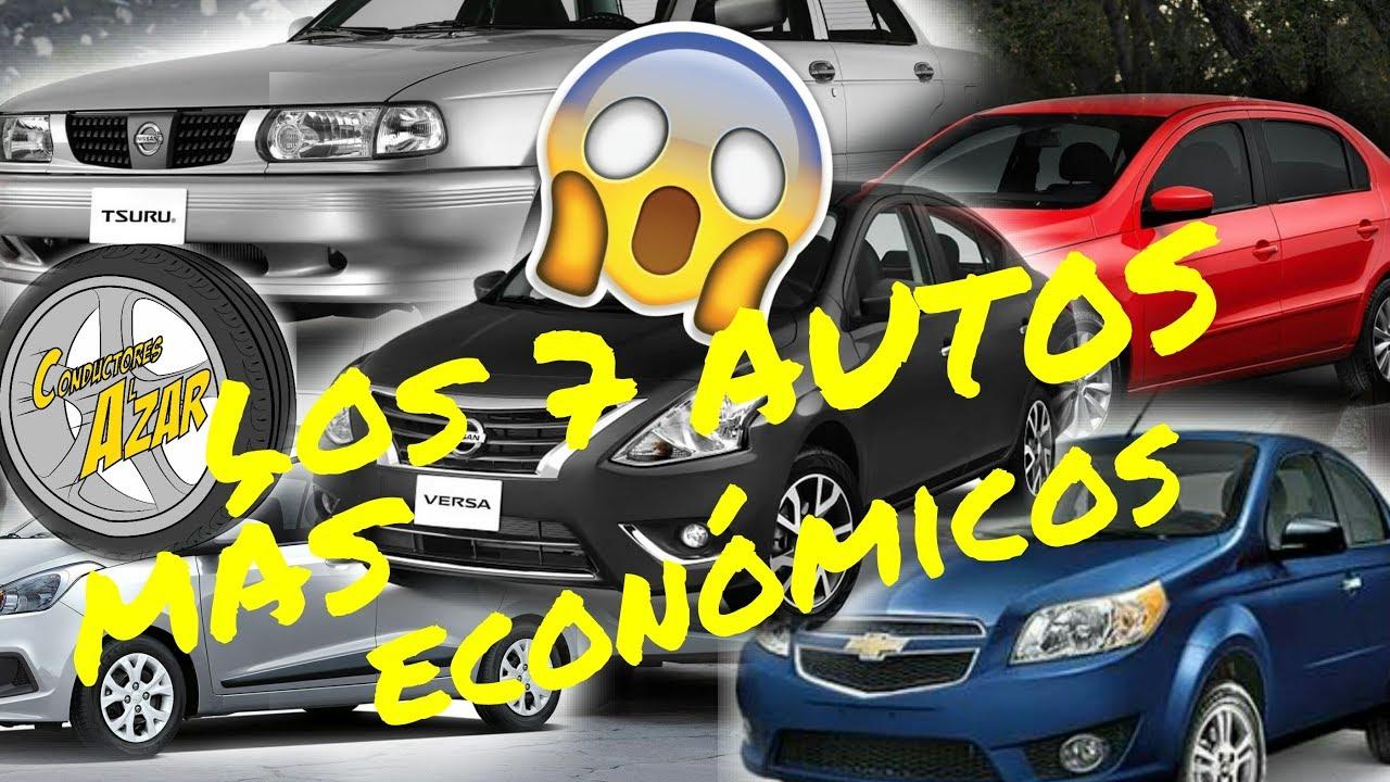 Los 7 Autos Mas Economicos Del 2017 Mexico Conductores Al Azar