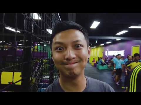Oct 2019 Team Bonding - SuperPark Singapore