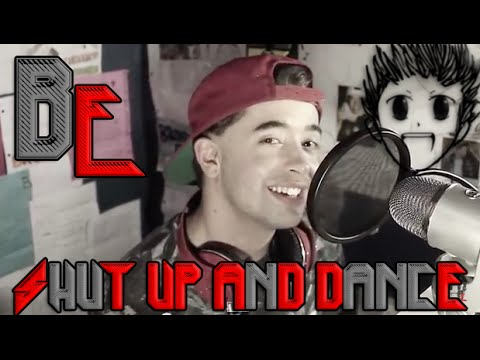 """Me Singing """"Shut Up And Dance"""" By WALK THE MOON - Cover - Brandon Evans"""