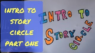 INTRO TO STORY CIRCLE   PART ONE   Dan Harmon's Plot Embryo   OUTLINING A NOVEL with story structure