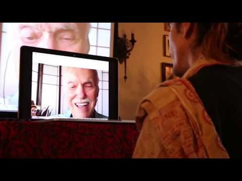 On Skype With Ram Dass 2017 Reconnecting With Love And