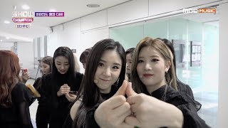 [ENG] What do the random notes that LOONA picked say? (190312)