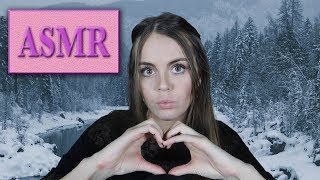 ASMR ~ Close-up Positive Affirmations (for anxiety, depression and well-being)