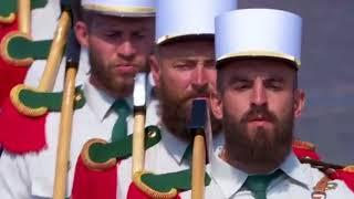 Légion Étrangère 2018 Défilé militaire du 14 Juillet