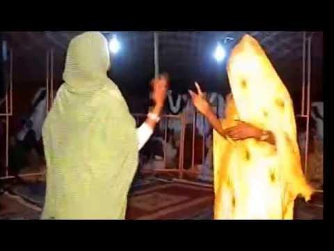 Une belle danse Mauritanienne