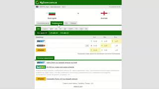 Болгария Англия Прогноз и обзор матч на футбол 14 октября 2019 Чемпионат Европы