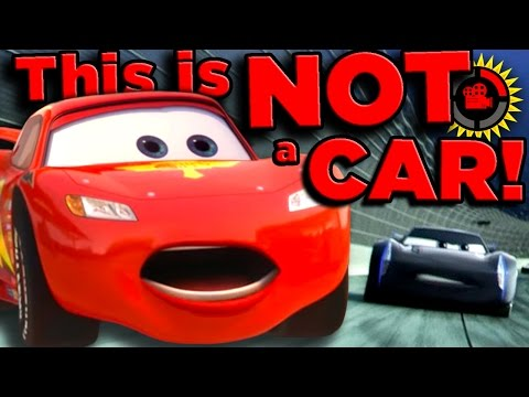 Thumbnail: Film Theory: The Cars in The Cars Movie AREN'T CARS!