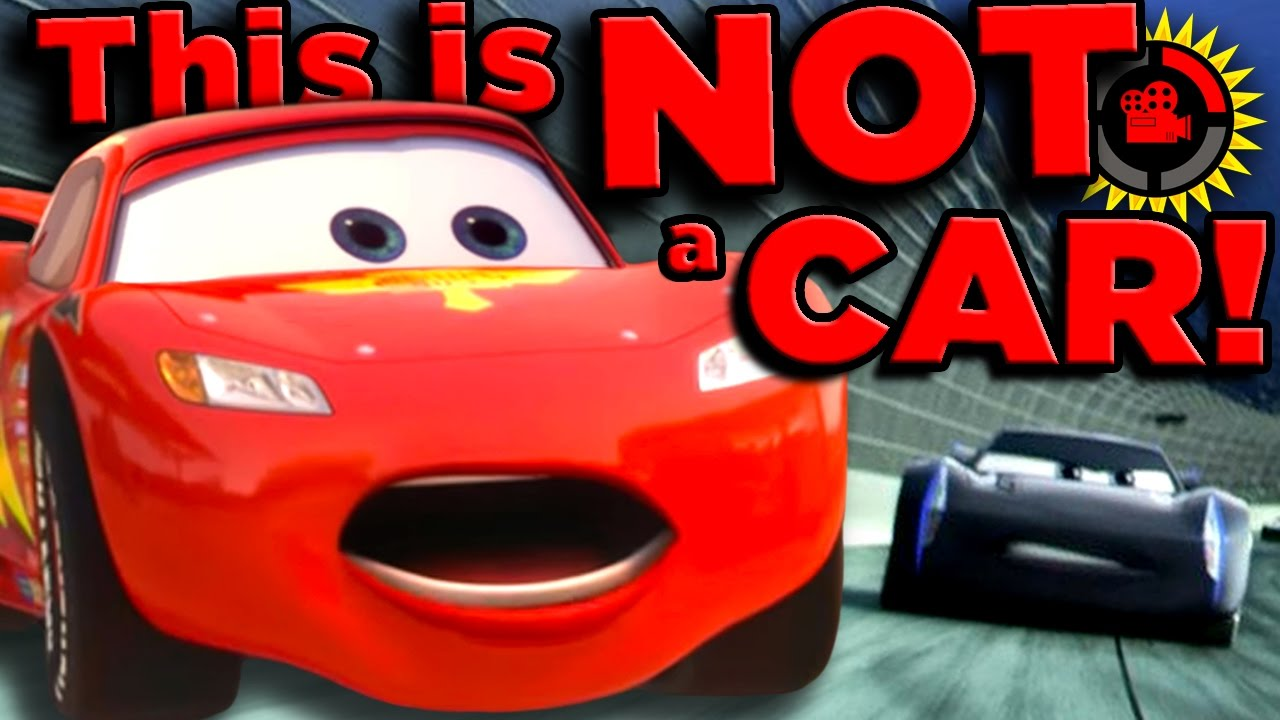 film theory the cars in the cars movie arent cars