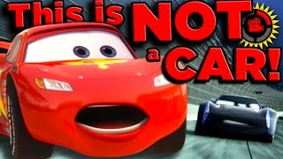 Film Theory: The Cars in The Cars Movie AREN\'T CARS!