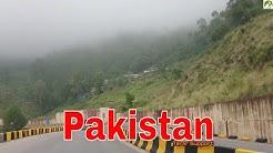 Pakistan Travel Murree To Islamabad Road Trip