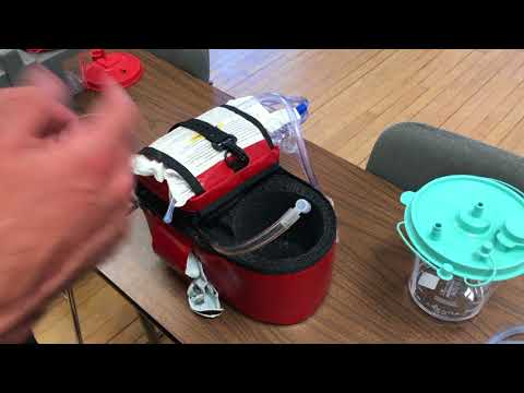 How To Use Portable Suction