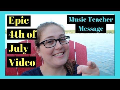 Music Teacher Message