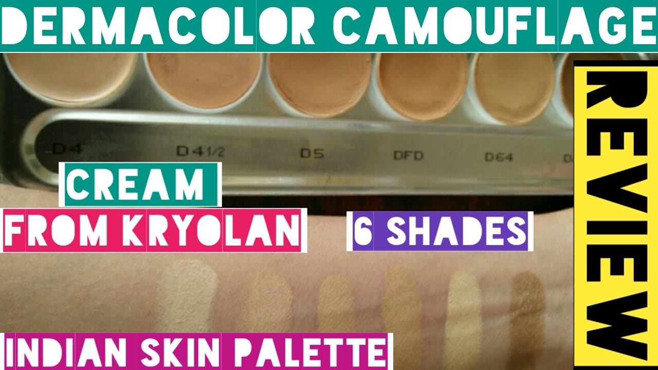 Dermacolor camouflage creme review swatches foundation or dermacolor camouflage creme review swatches foundation or concealer for indian skin geenschuldenfo Gallery