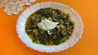 Ispanak. Шпинат с рисом по-турецки. TURKEY. IZMIR.