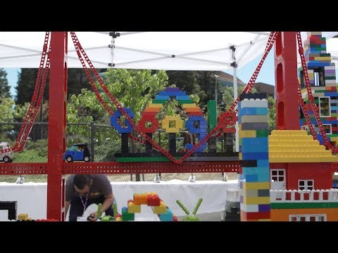 Take Your Child to Work Day at Google 2019