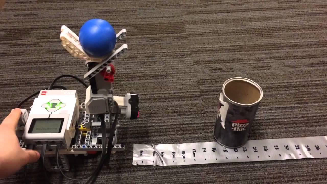 EV3 Projectile Launcher – LEGO Engineering