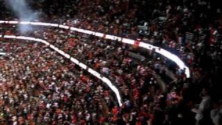 Ducks VS Red Wings Game 6 Finale!