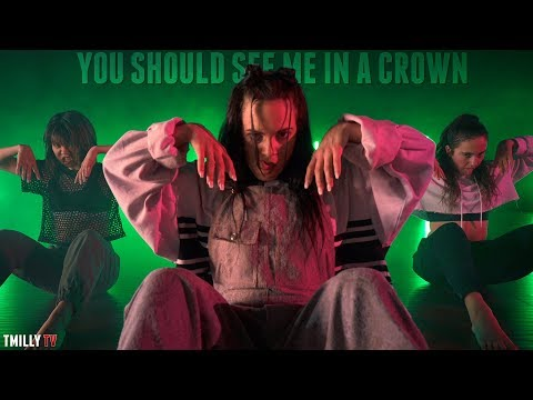 Billie Eilish - you should see me in a crown - Dance Choreography by Jojo Gomez