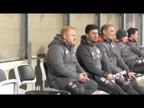 FC Bayern München II – FC Ingolstadt 04 II (Regionalliga Bayern 2016/17 – Spieltag 22)