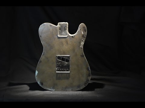 STEEL THIS GUITAR  (Telecaster DIY Build Part 2)