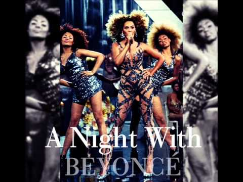 Beyoncé - (A Night With Beyoncé Áudio) 1. Intro + Crazy in Love