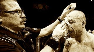 "UFC Cutman - Jacob ""Stitch"" Duran 