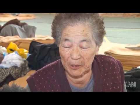 Quake Survivor Tsuna Kimura Woman escapes tsunami by bike