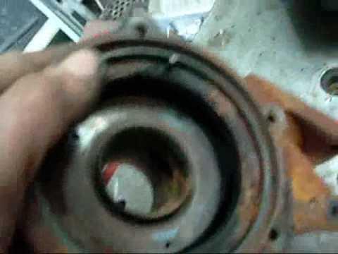Garrett Variable Vane Turbocharger