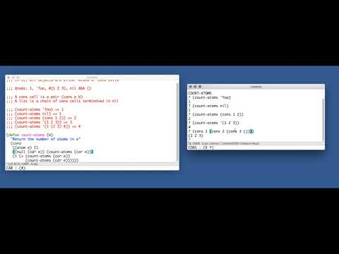 Adventures in Common Lisp (Paradigms of Artificial Intelligence Programming) - Episode 3