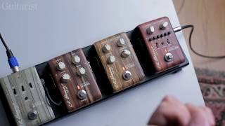 LR Baggs Align Session, Equalizer & Reverb Acoustic Pedals Demo