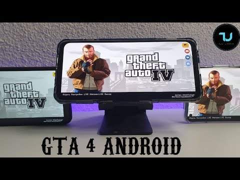 GTA 4 Android Gameplay New Game Project Pocophone F1/Xiaomi Mi 10/Black Shark 3 Gameplay 2020