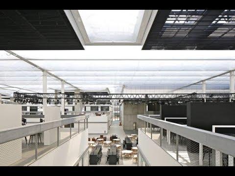 Ecole Centrale/Supélec à Paris-Saclay, Agence OMA