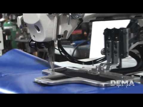 DAMS 40E 40 Programmable Sewing Machine Cool Juki Ams224e Programmable Sewing Machine