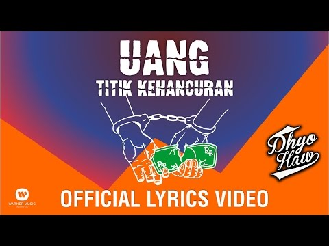 DHYO HAW - Uang Titik Kehancuran (Official Lyrics Video)