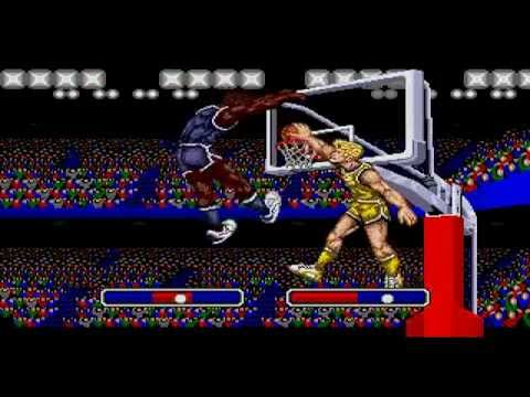 Pat Riley Basketball (Sega Genesis) with Commentary