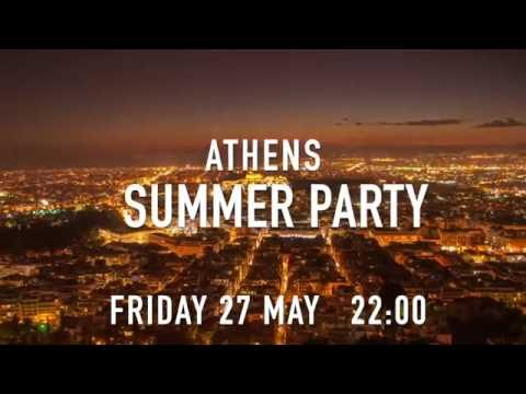 klik records  & Athens Voice Athens summer party